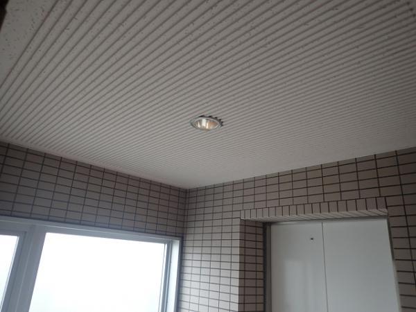 (8)共用部天井塗装 (3)