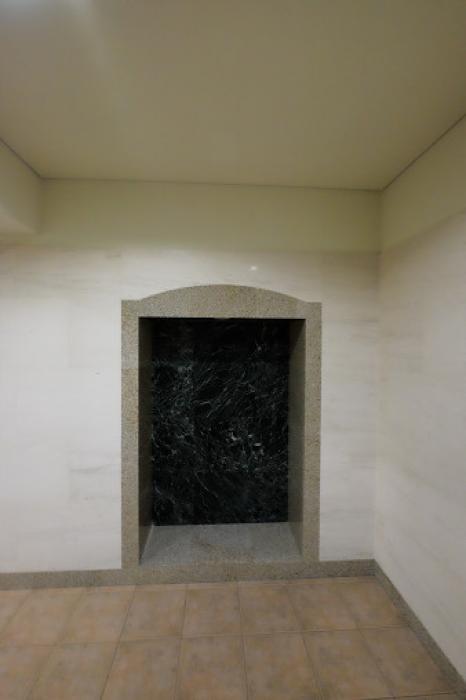 エレベーター前ニッチ