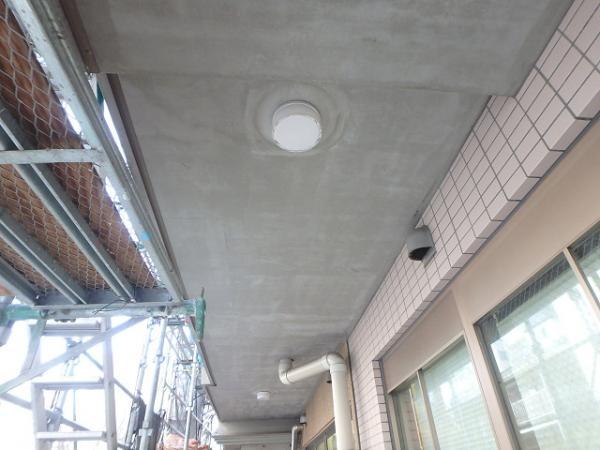 (1) 外部天井照明器具交換