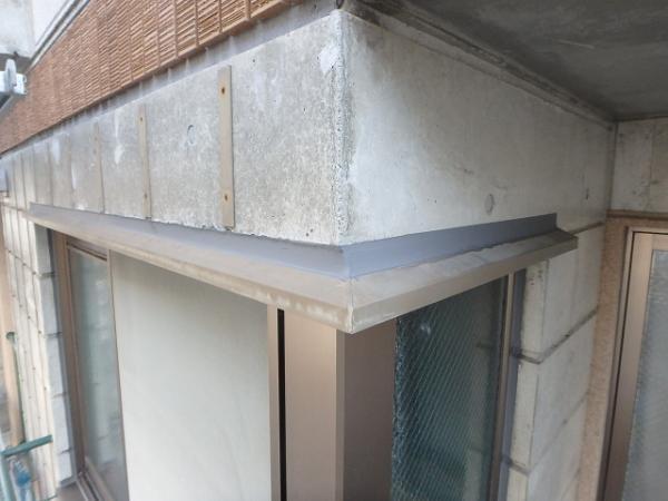 (8)出窓周りシーリング1