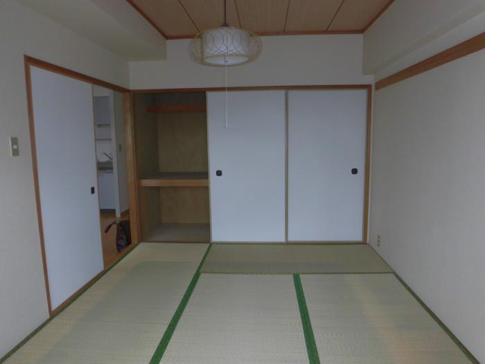 キッチン(元和室)