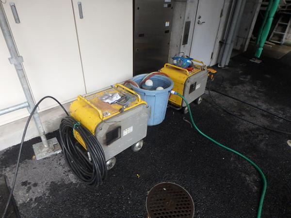 (9) 高圧洗浄機