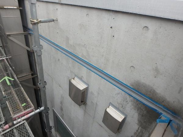 (13) 外壁目地シーリング