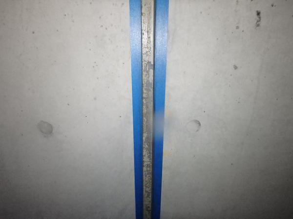 (8) 外壁目地シーリング養生2