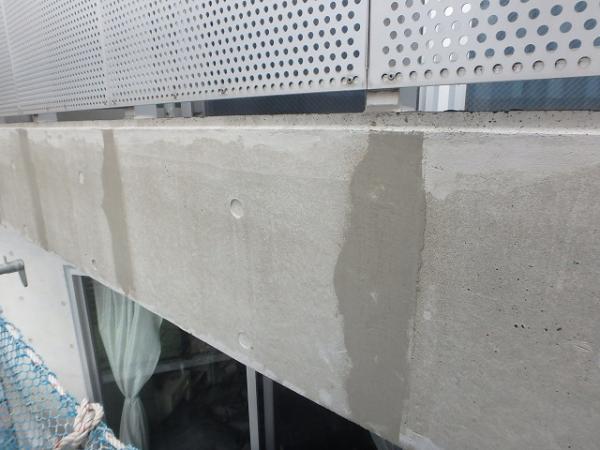 (8) 外壁塗装前補修