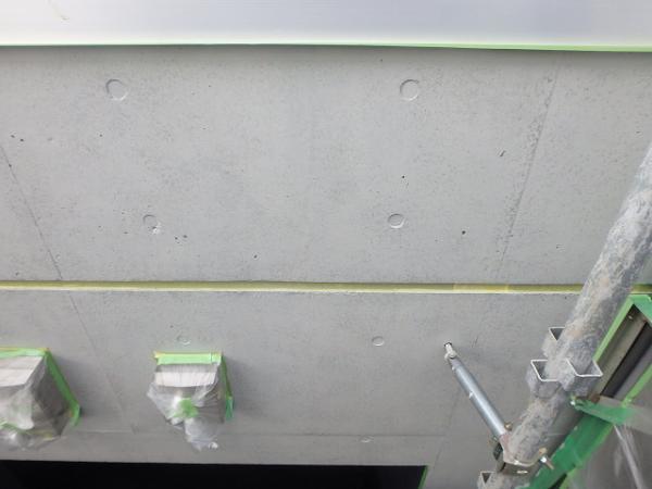 (10) 建物裏外壁塗装2