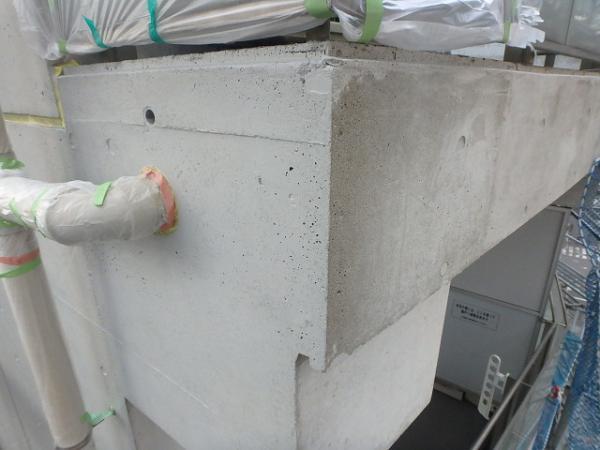 (12) 建物裏外壁塗装4