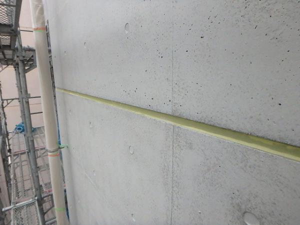 (3) 建物裏面外壁塗装完了2