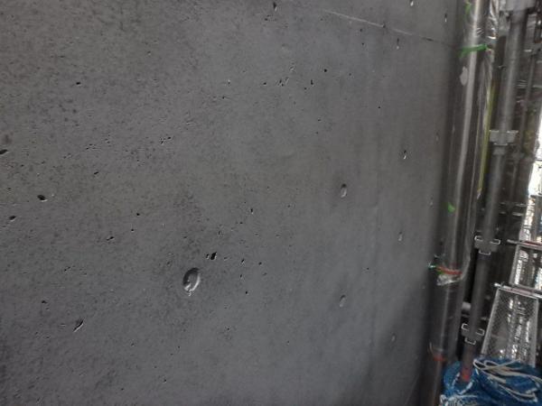 (5) 建物裏面外壁塗装完了4