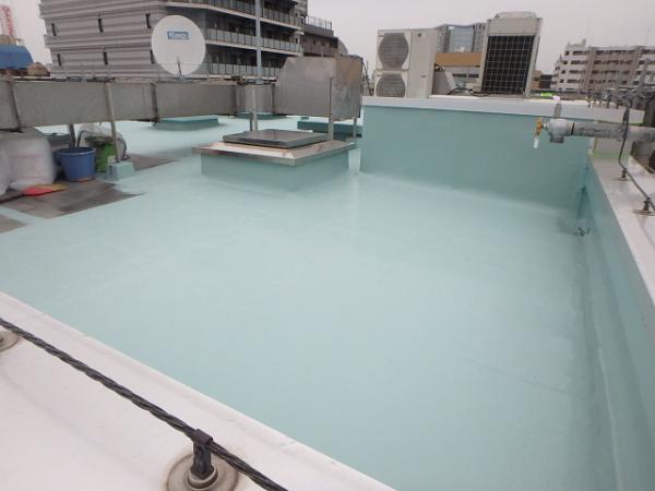 (7) 屋上防水2