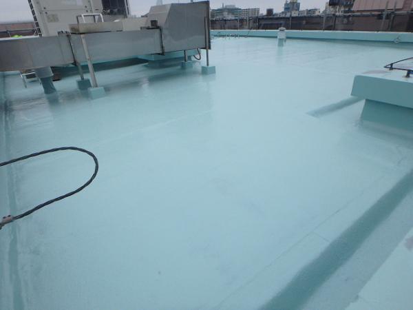 (8) 屋上防水3