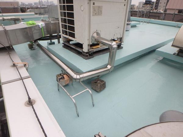 (9) 屋上防水4