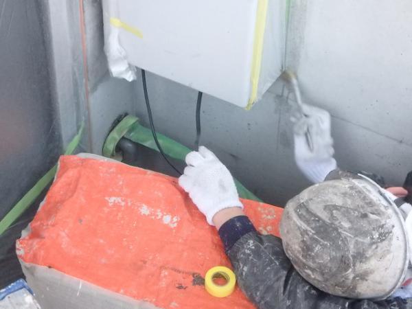 (9) 外壁下塗り1
