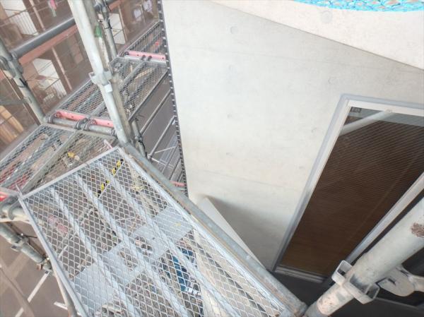 (3) 西側壁面塗装工事3
