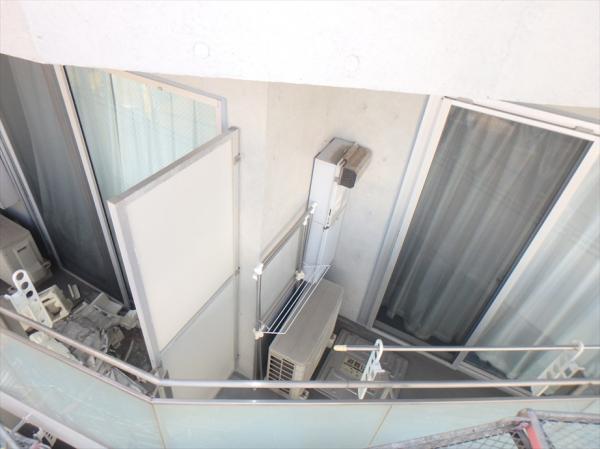 (7) 隔て板塗装工事1