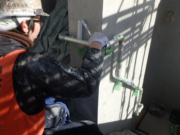 (9) 外壁塗装1