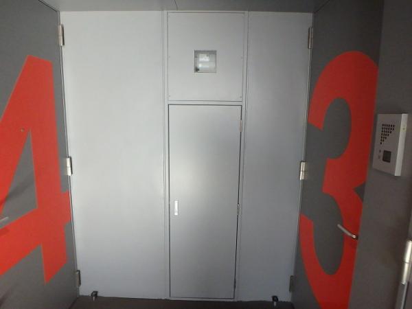 (11) 廊下PS下塗り
