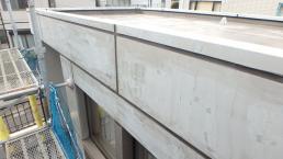 9.3階外壁パネル面ケレン掛け3