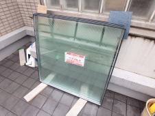 8.トップライト交換用複層ガラス
