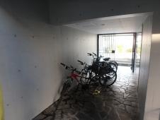 4.建物左面入口天井、壁塗装