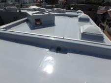 7.屋上防水工事完了1