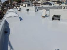 8.屋上防水工事完了2