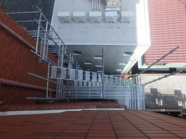 (12)昇降階段設置