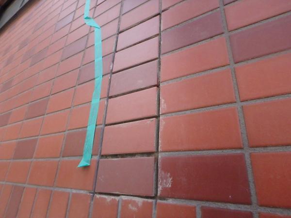 (4)外壁タイル貼替え3