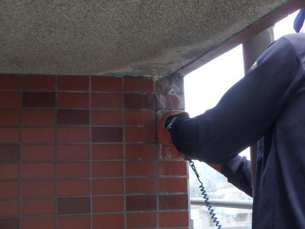 (15)外壁エフロ清掃