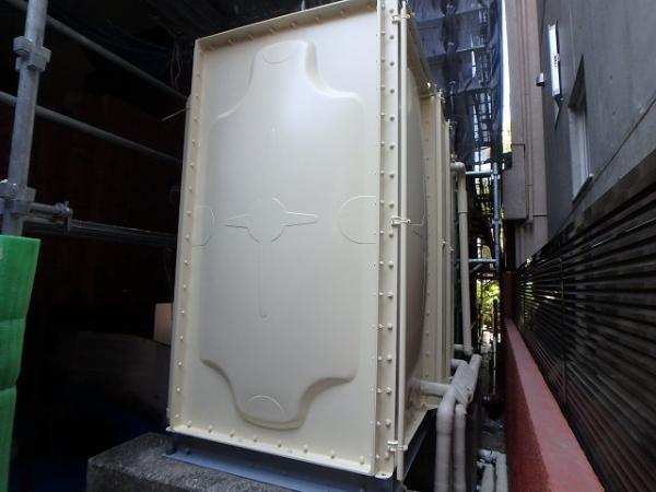 (5)貯水槽塗装2