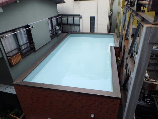 (10)1階機械室屋根防水