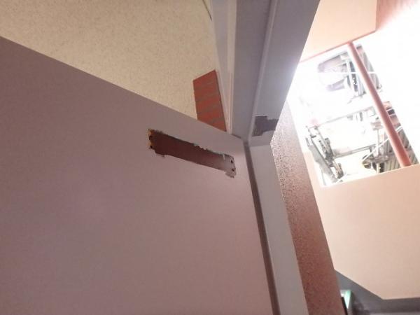 (2)1階SDドアクローザー交換1