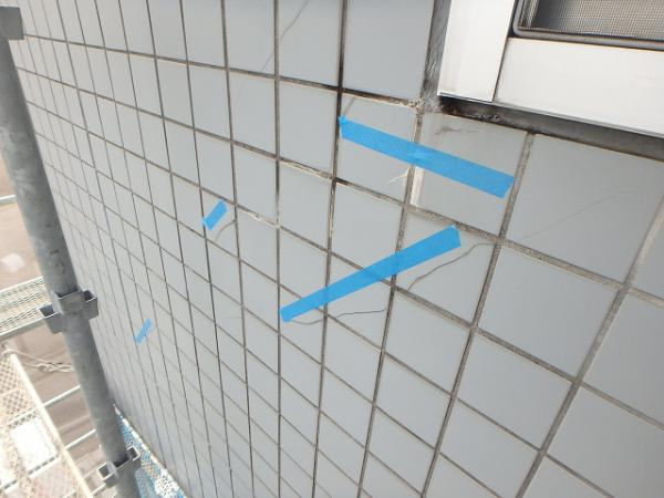 (5) 外壁打診調査5
