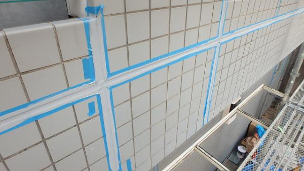 (9) 外壁目地シーリング打替2
