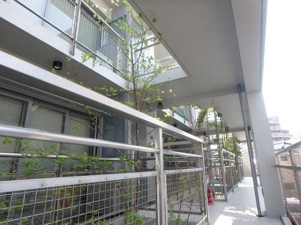 (6) 2階廻り工事完了2