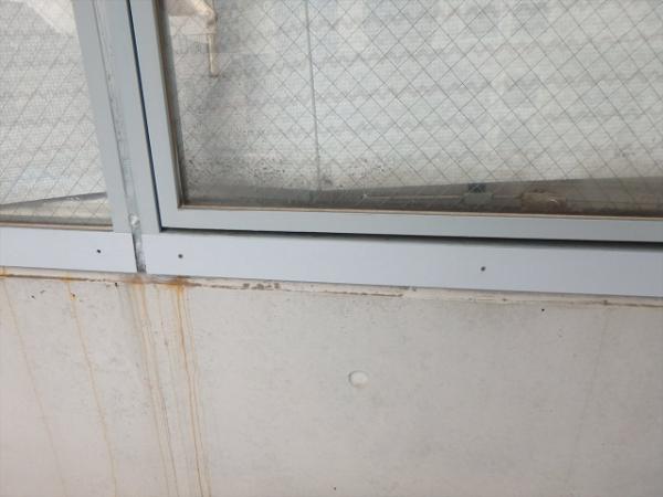 (2)鉄部窓枠補修2