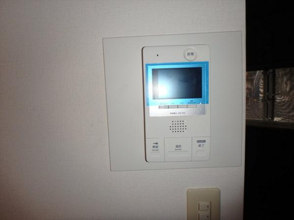 (10)インターホン室内機交換