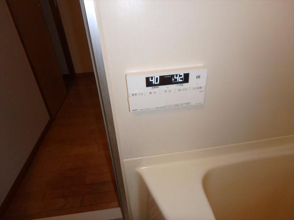 (13)給湯器お風呂リモコン交換