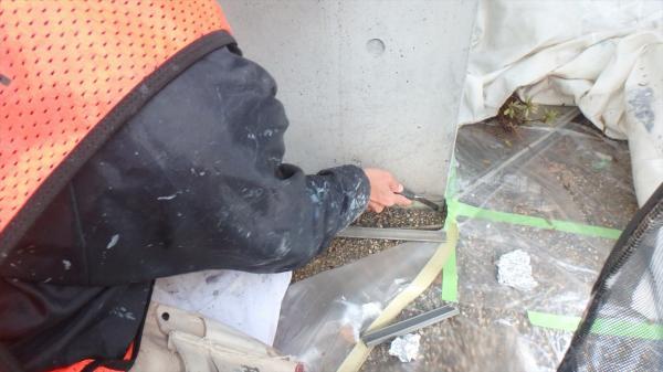 (2)外壁下地補修2