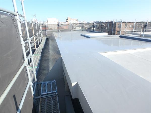 (7)屋上防水塗装