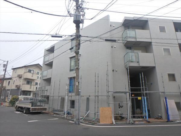 (12)仮設足場解体工事2