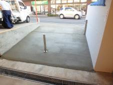 10.地下駐車場スロープ是正工事2