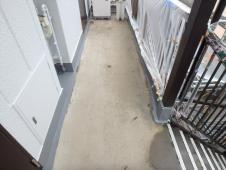 3.共用部排水溝防水塗装