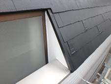 9.屋上スレート瓦部塗装