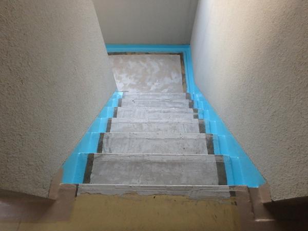 (10)共用廊下側溝防水1