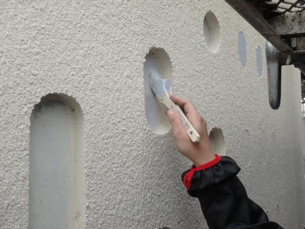 (10)外壁デザインモール塗装1