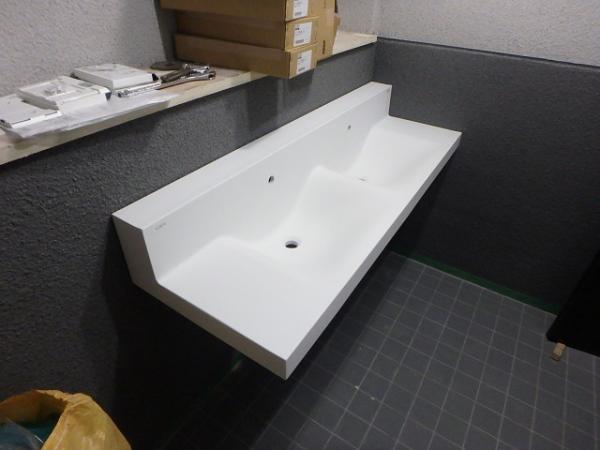 (12)トイレ洗面取付
