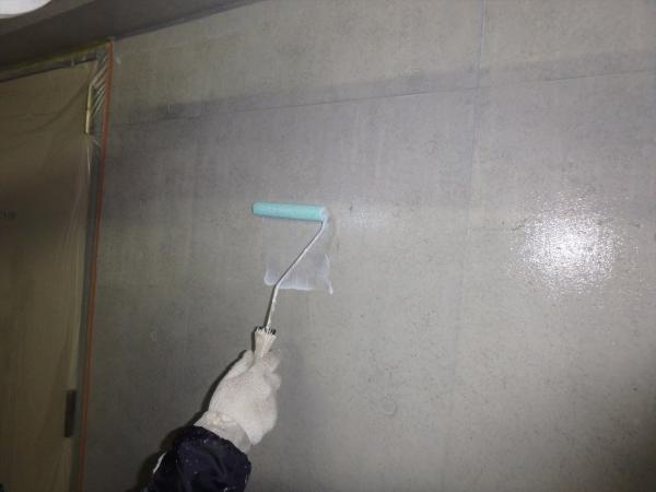 (12)地下駐車場壁面キクスイSA塗装1