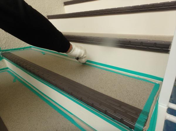 (15)階段シート端末シール打ち
