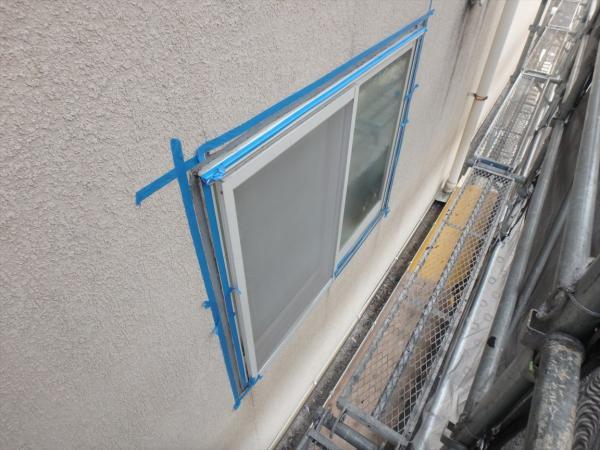 (6)各階建具周りシーリング工事2